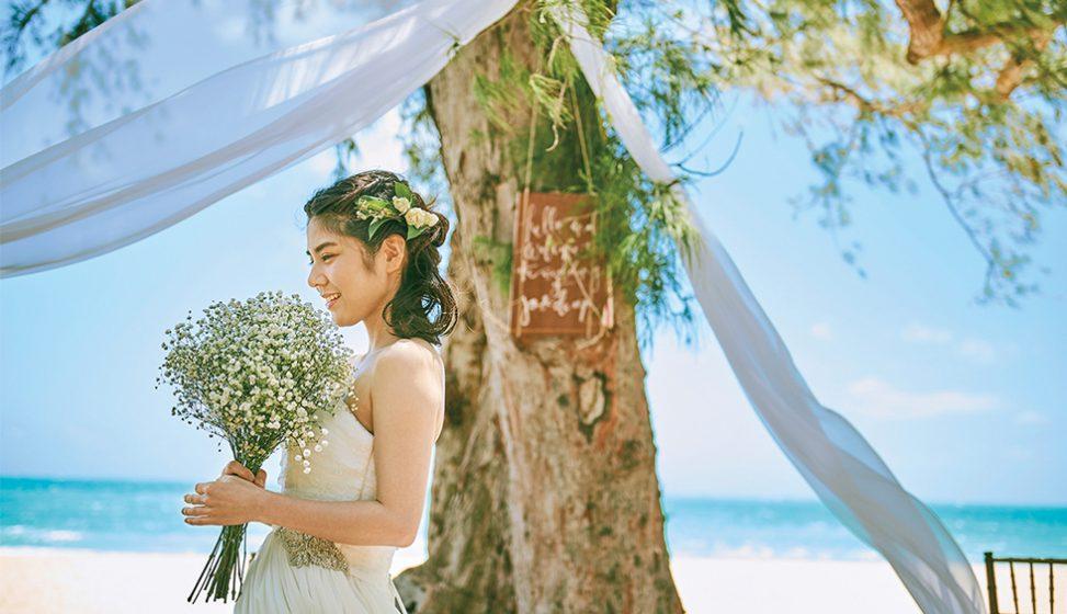 人気リゾート結婚式|アロハ・ケ・アクア・チャペル|E