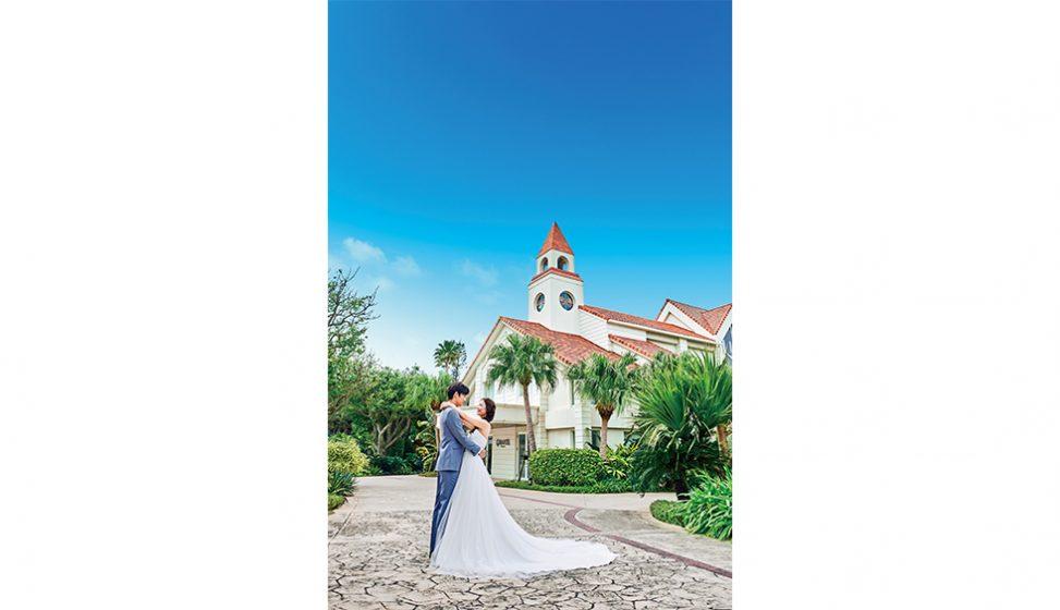 人気リゾート結婚式|コーラルヴィータ・チャペル|E
