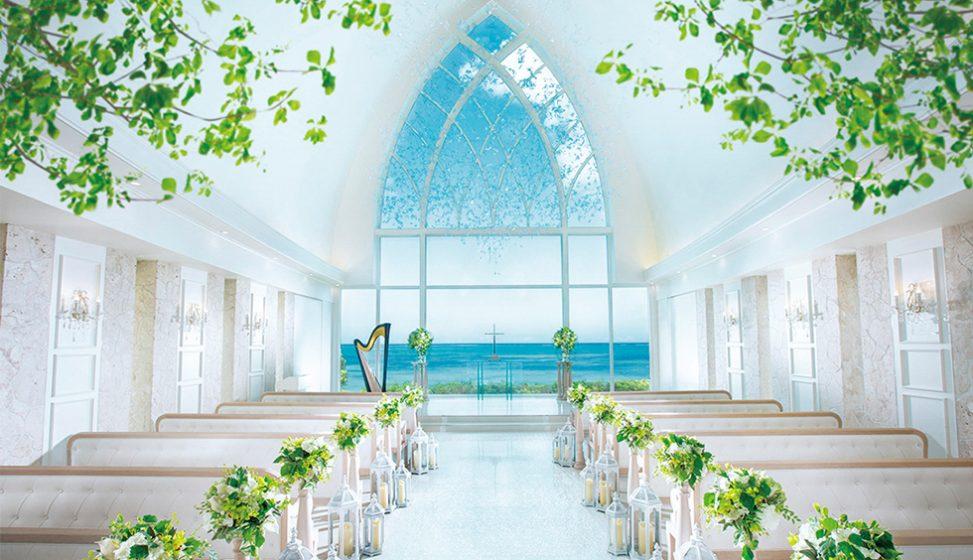 人気リゾート結婚式|アクアグレイス・チャペル|E