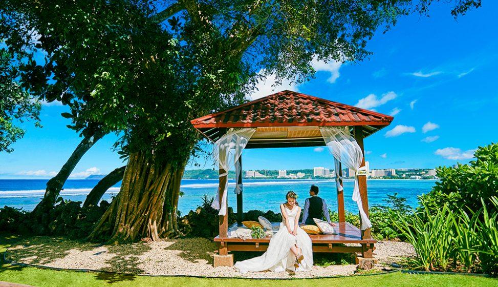 人気リゾート結婚式|セント・プロバス・ホーリー・チャペル|F