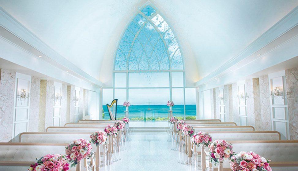 人気リゾート結婚式|アクアグレイス・チャペル|F