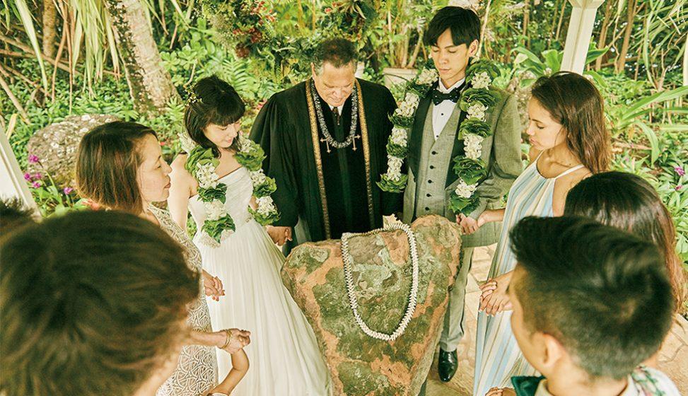 人気リゾート結婚式|アロハ・ケ・アクア・チャペル|G