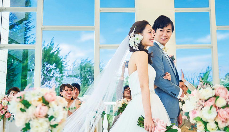 人気リゾート結婚式|コーラルヴィータ・チャペル|G