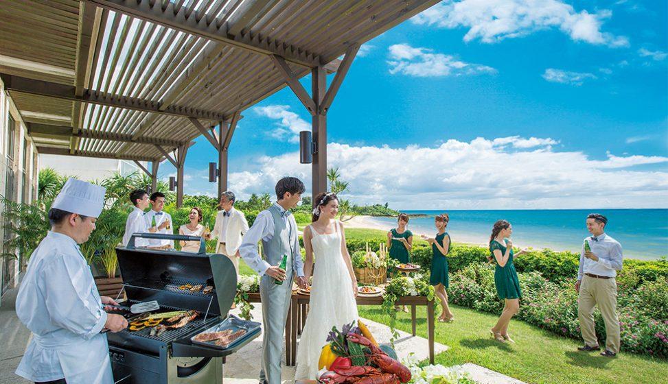 人気リゾート結婚式|アクアグレイス・チャペル|G
