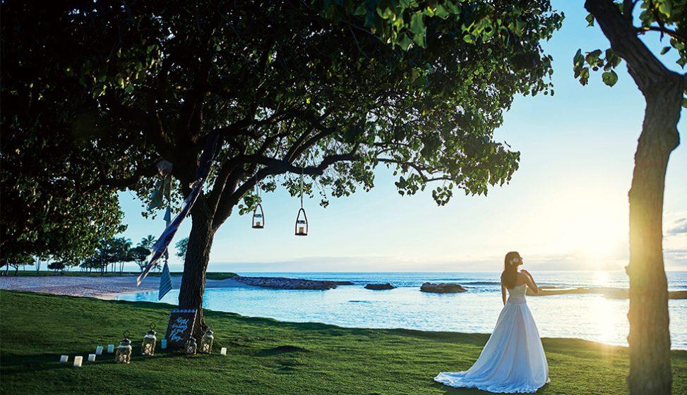 人気リゾート結婚式|コオリナ・チャペル・プレイス・オブ・ジョイ|I