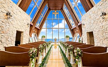 人気リゾート結婚式|セント・プロバス・ホーリー・チャペル|K