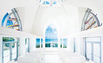 人気リゾート結婚式|コオリナ・チャペル・プレイス・オブ・ジョイ|K
