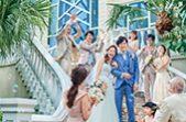 人気リゾート結婚式|コーラルヴィータ・チャペル|M