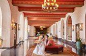 人気リゾート結婚式 ロイヤル ハワイアン ウェディング N