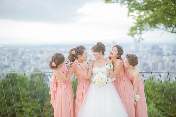 花嫁|ブライズメイド|美容