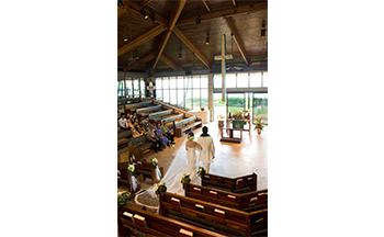 人気リゾート結婚式|キャリバリー・バイ・ザ・シー教会|L