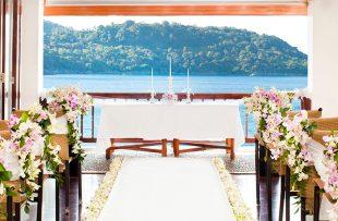 人気リゾート結婚式|オーシャンサイド・ロイヤルチャペル|A