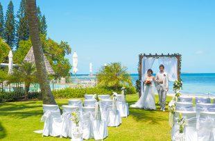 人気リゾート結婚式|シャトーロワイヤル ビーチリゾート&スパ|A