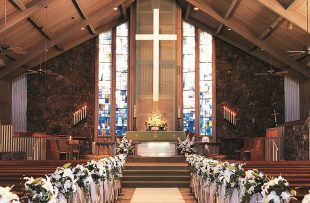 人気リゾート結婚式|ホーリー・ナティビティ教会|A