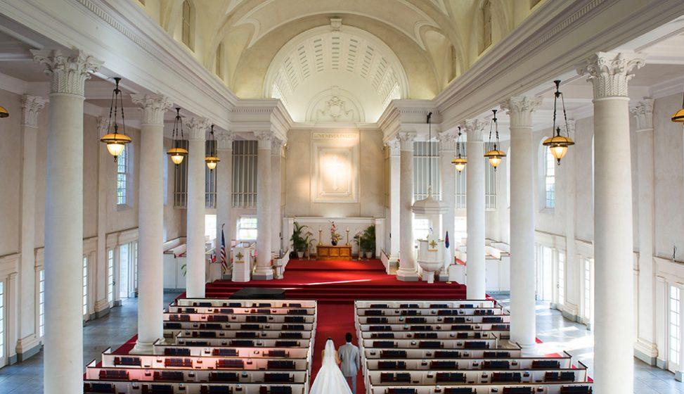 人気リゾート結婚式 セントラルユニオン大聖堂 A