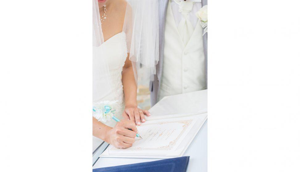 人気リゾート結婚式|ヒルトン・チャペル・ドゥ・オーシャン|B