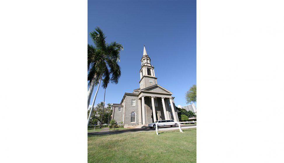 人気リゾート結婚式 セントラルユニオン大聖堂 B