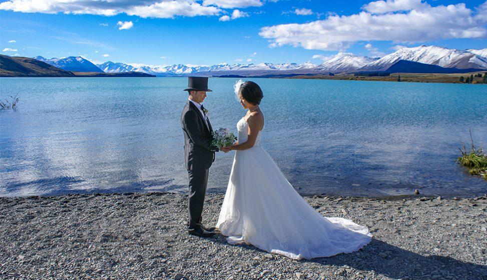 人気リゾート結婚式|善き羊飼いの教会|C