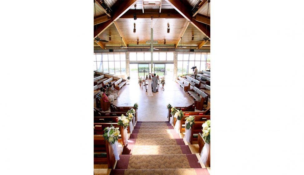 人気リゾート結婚式|キャリバリー・バイ・ザ・シー教会|C