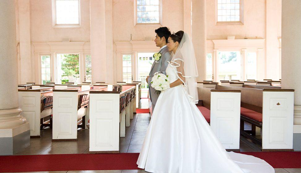 人気リゾート結婚式 セントラルユニオン大聖堂 C