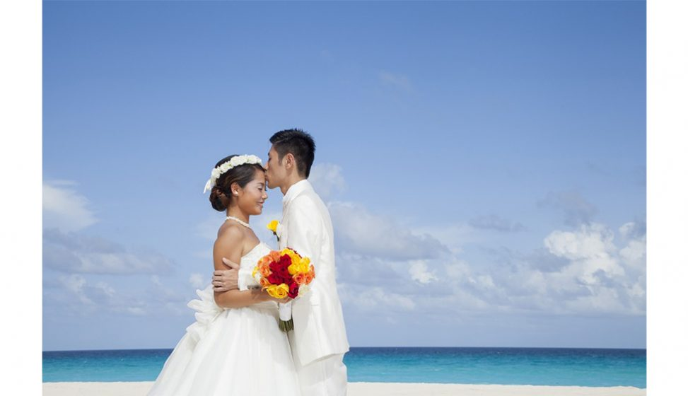 人気リゾート結婚式|ハイアット・ジラーラ・カンクン|D