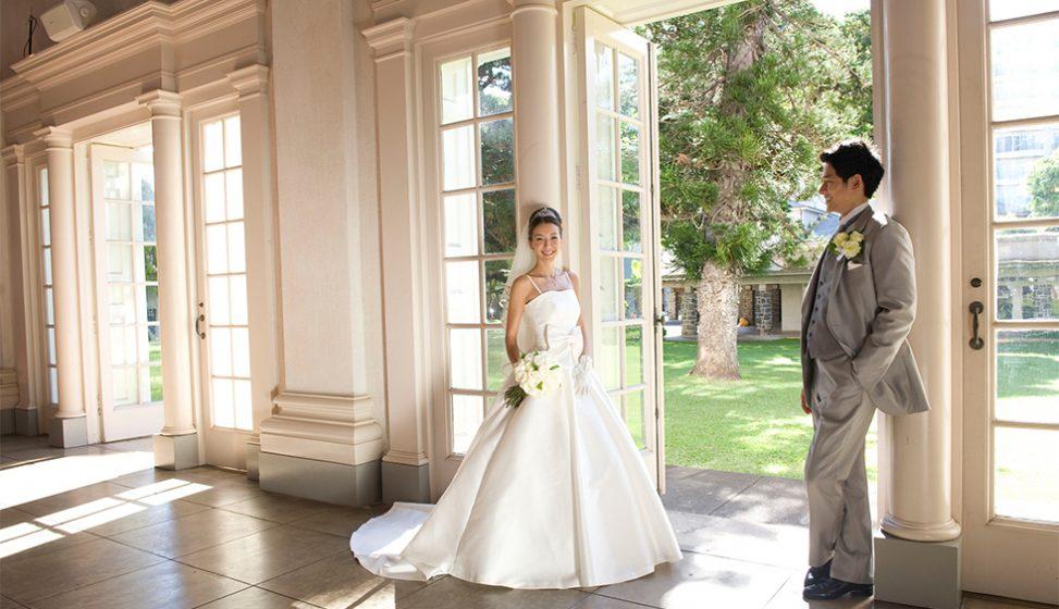 人気リゾート結婚式 セントラルユニオン大聖堂 D