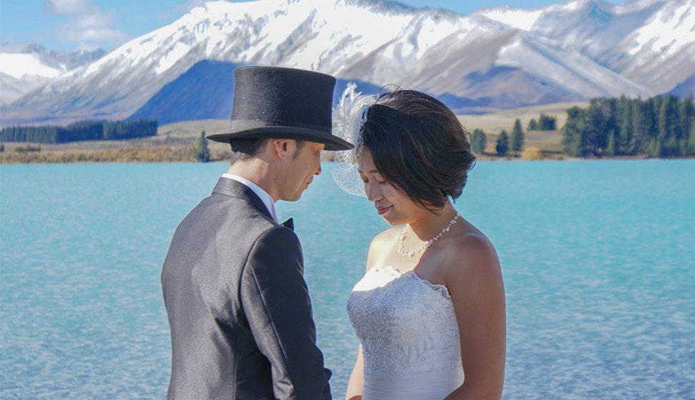 人気リゾート結婚式|善き羊飼いの教会|D
