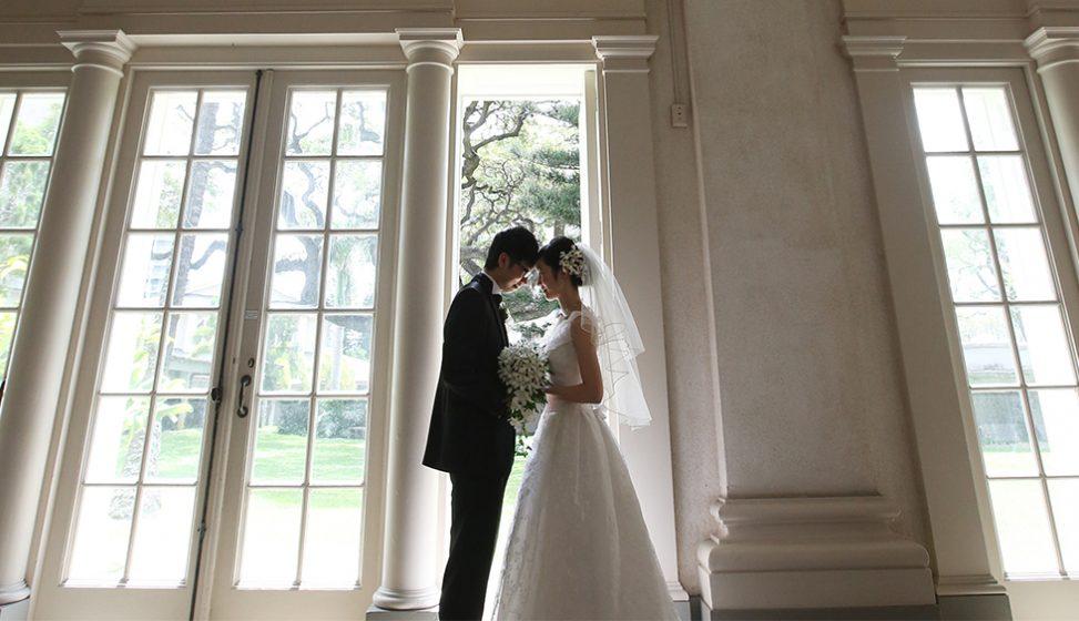 人気リゾート結婚式 セントラルユニオン大聖堂 E