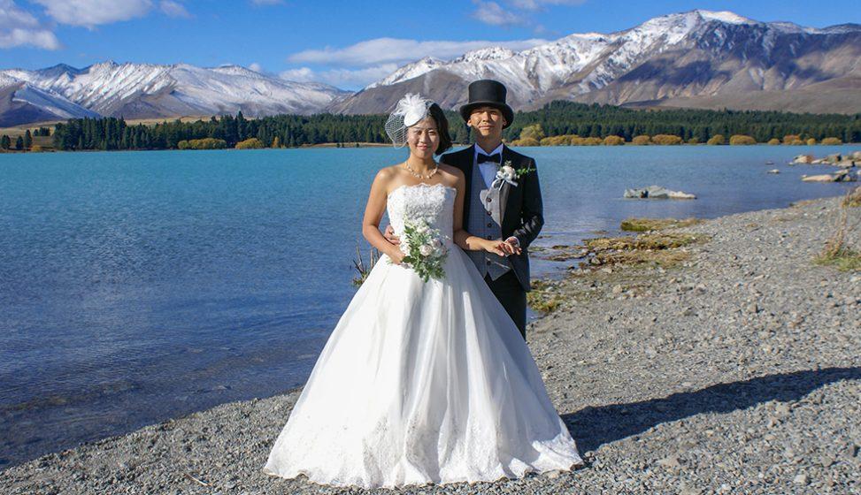 人気リゾート結婚式|善き羊飼いの教会|E