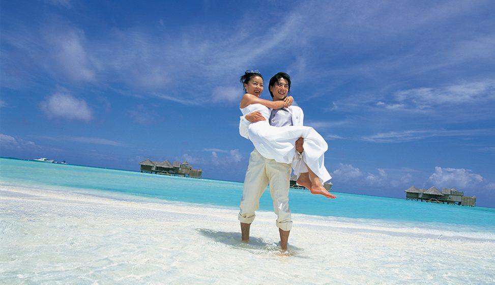 人気リゾート結婚式|ギリ・ランカンフシ・モルディブ|E