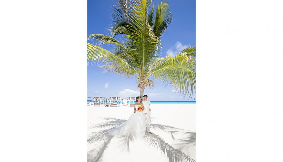 人気リゾート結婚式|ハイアット・ジラーラ・カンクン|F
