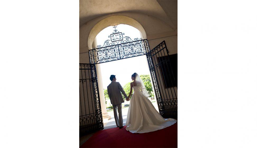 人気リゾート結婚式 セントラルユニオン大聖堂 F