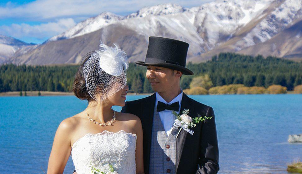 人気リゾート結婚式|善き羊飼いの教会|F