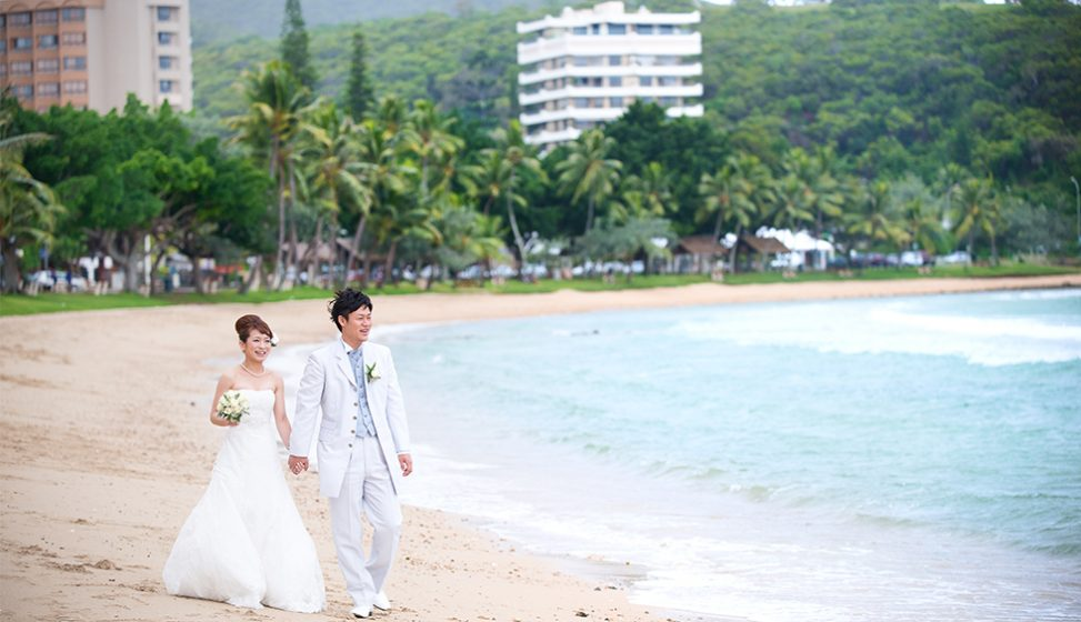 人気リゾート結婚式|ヒルトン・チャペル・ドゥ・オーシャン|G