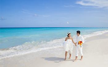 人気リゾート結婚式|ハイアット・ジラーラ・カンクン|K