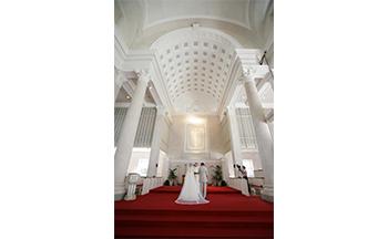 人気リゾート結婚式|セントラルユニオン大聖堂|K