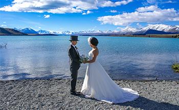 人気リゾート結婚式|善き羊飼いの教会|K