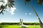 人気リゾート結婚式|キャリバリー・バイ・ザ・シー教会|M