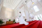 人気リゾート結婚式 セントラルユニオン大聖堂 M