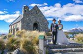 人気リゾート結婚式|善き羊飼いの教会|M