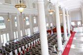 人気リゾート結婚式|セントラルユニオン大聖堂|N