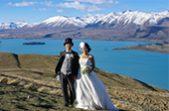 人気リゾート結婚式|善き羊飼いの教会|N