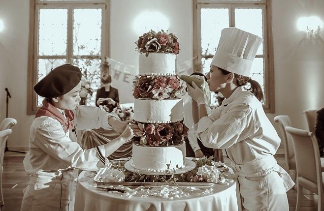 ピエトラセレーナ|結婚式|ウエディングケーキ|札幌|結婚式場