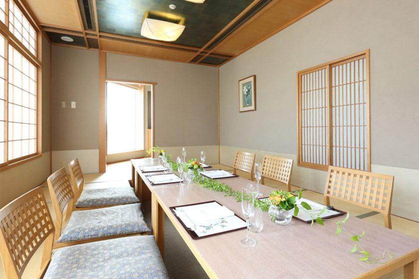 札幌の人気顔合わせ会場|日本料理「隨縁亭」|エーデルホフ|D