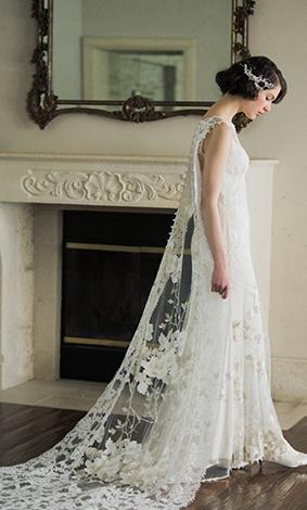 0ca7cbc01bab7 結婚式場タイプ別・相性ピッタリのウエディングドレスとは 式場相談なら ...