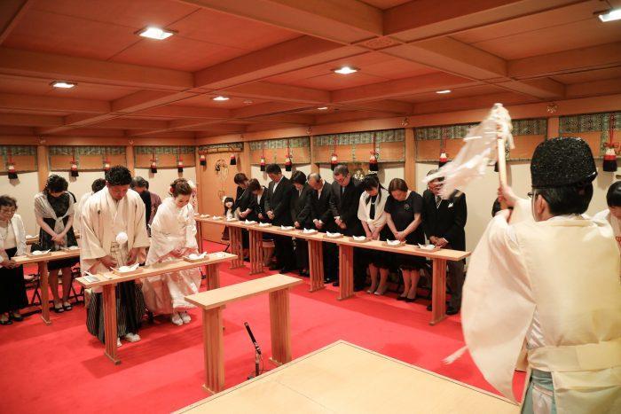花嫁の声|札幌パークホテル|神前挙式