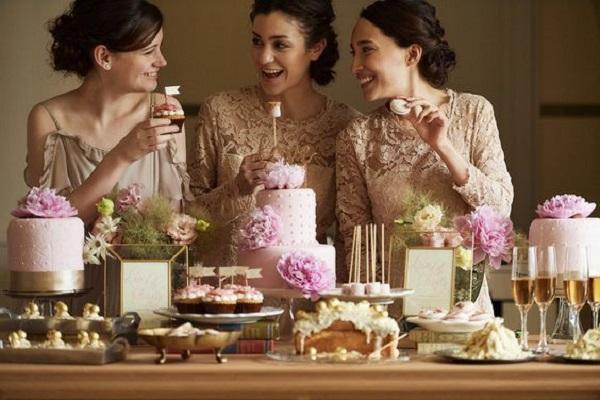 結婚式|札幌コンシェル|ブライダルシャワー|花嫁