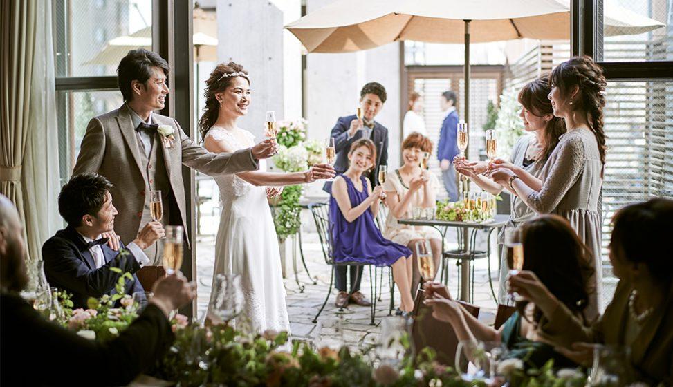 札幌の人気結婚式場|センティール・ラ・セゾン中島公園|I