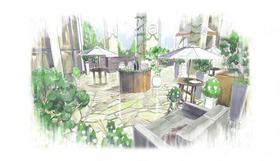 札幌の人気結婚式場|センティール・ラ・セゾン中島公園|C
