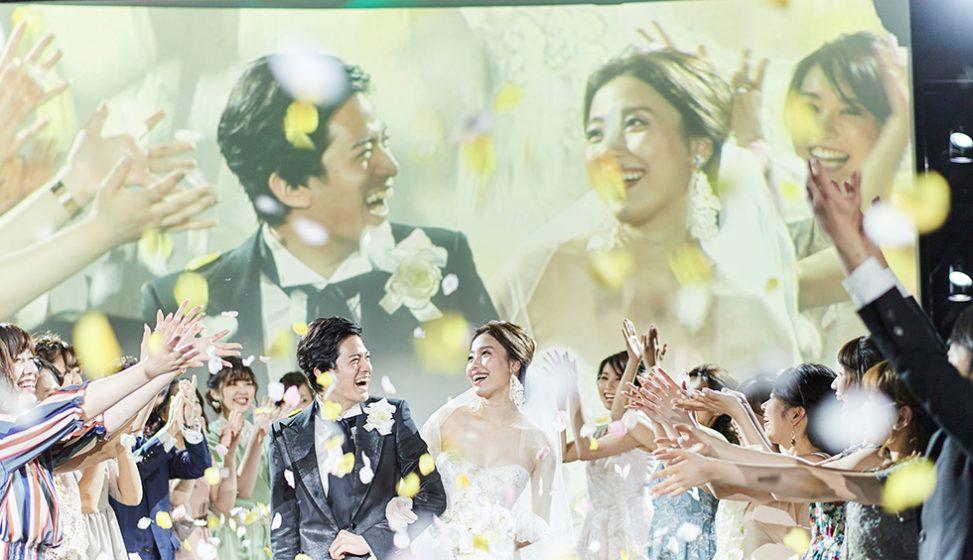 札幌の人気結婚式場|グローヴウィズアクアスタイル|G